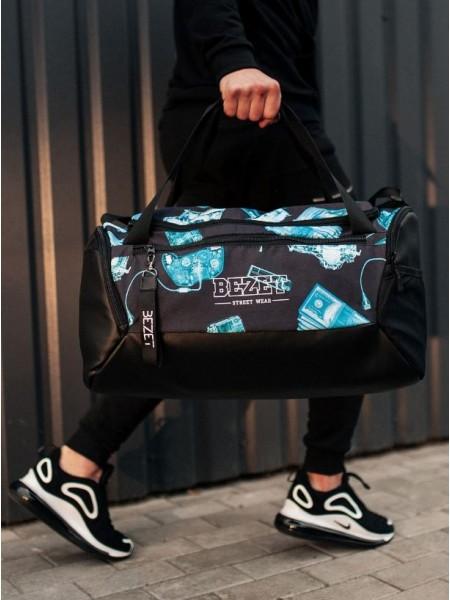 Спортивная сумка BEZET X-ray