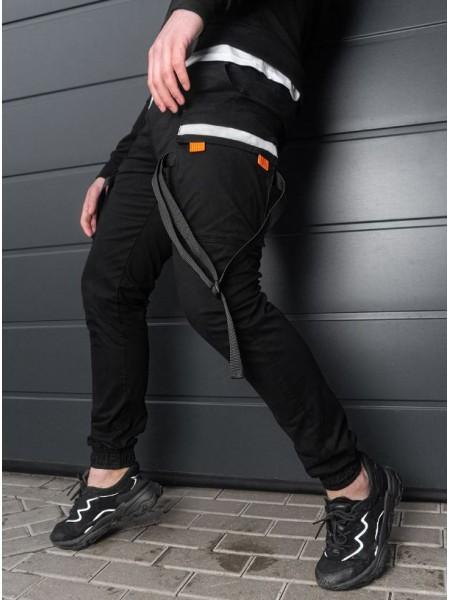 Карго брюки BEZET Снайпер black